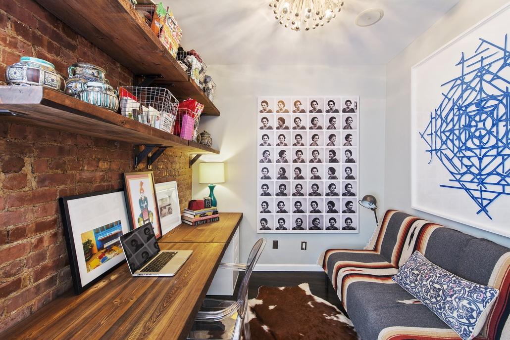 90 Hudson Street, Tribeca, loft, bedroom