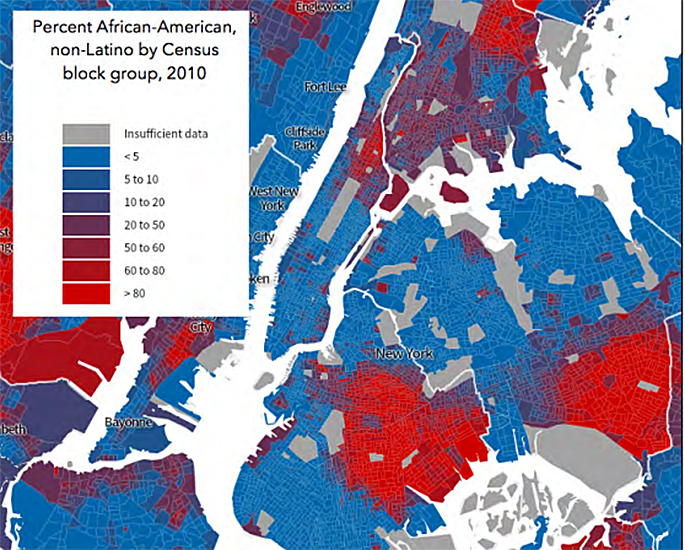 Anti-Discrimination Center housing study, NYC affordable housing