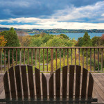 Blueberry Hill House Porch View