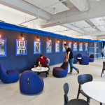LinkedIn Offices, Interior Architects, Empire State Building, cool workplaces