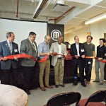 MakerBot, MakerBot Factory Grand Opening, Ribbon Cutting, Industry City, Made in Brooklyn, 3D Printing
