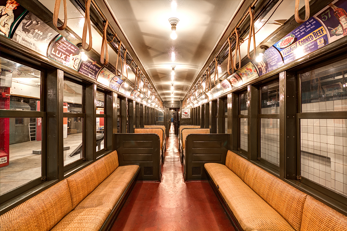 New yorker spotlight gabrielle shubert reflects on her for Nyc transit museum hours