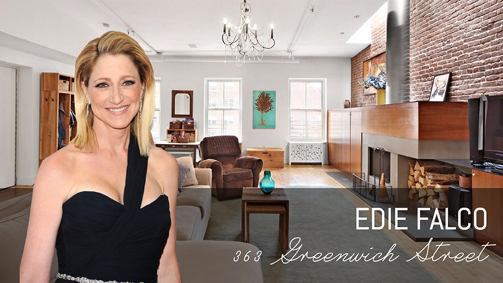 Edie Falcos Hus i New York, United States