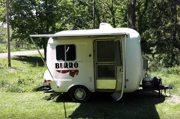 burro tiny home trailer, burro tiny home, cool trailer homes