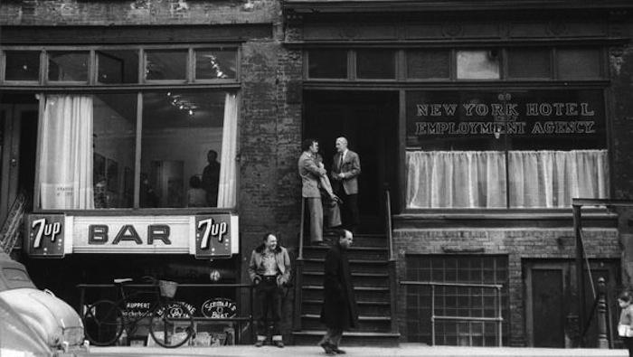 Willam de Kooning, 10th Street, New  York