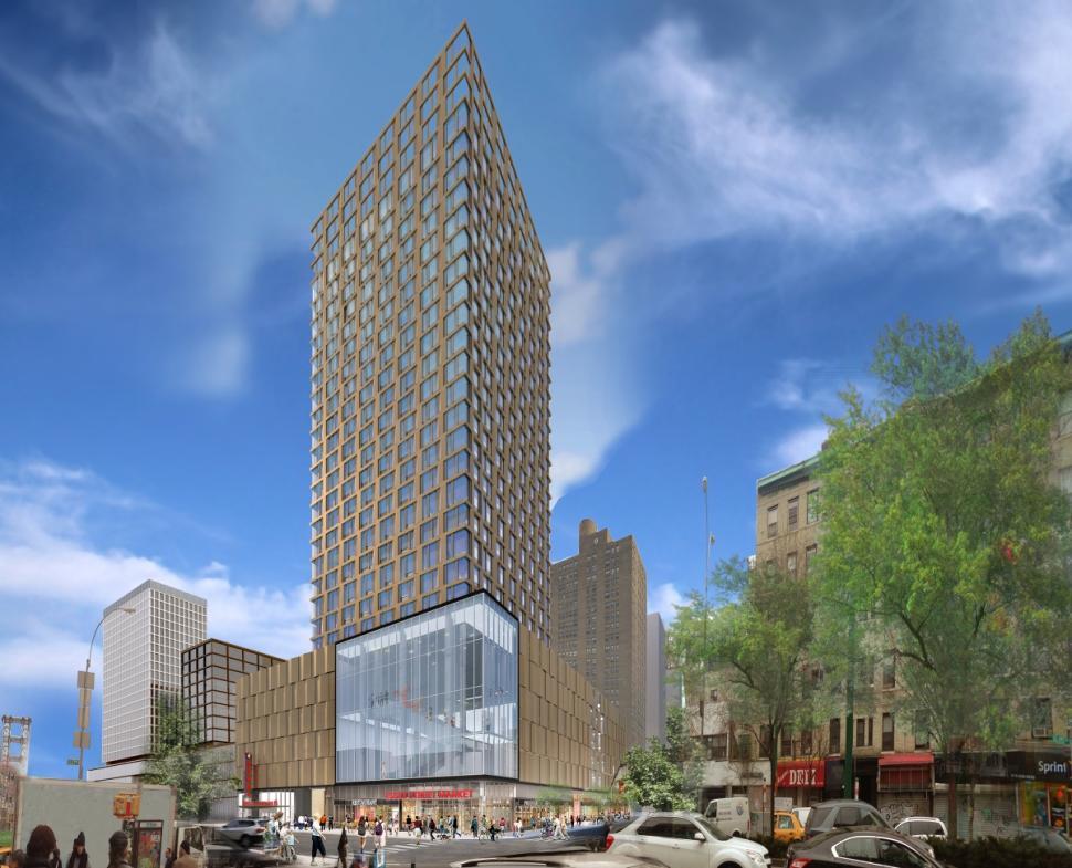 L.E. Story Building, Lower East Side, GF55 Partners, Essex Crossing, SHop Architects, LES apartments