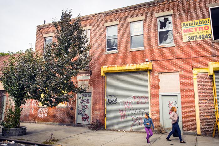 gentrification lab NYC