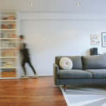 raad studio, living room, noho duplex, renovation , sofa