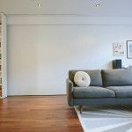 raad studio, living room, noho duplex, renovation
