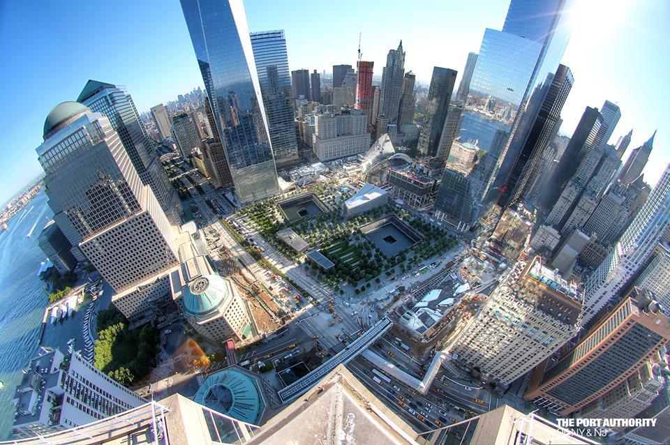 World Trade Center, World Trade Center progress