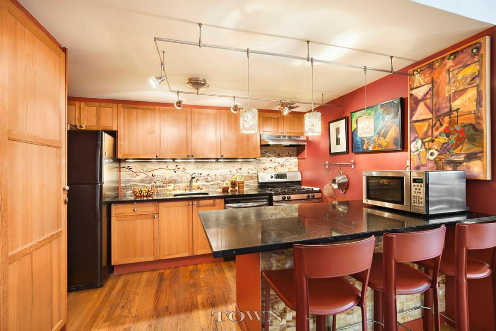 110 Clifton Place, Brooklyn, kitchen, condo,