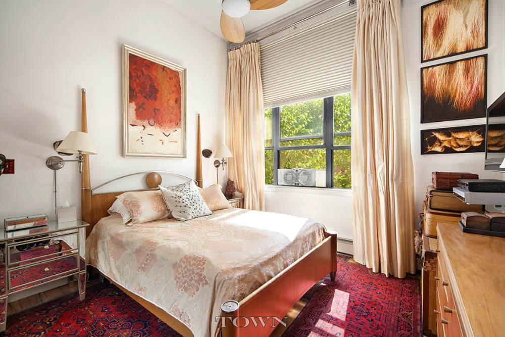 110 Clifton Place, bedroom, clinton hill