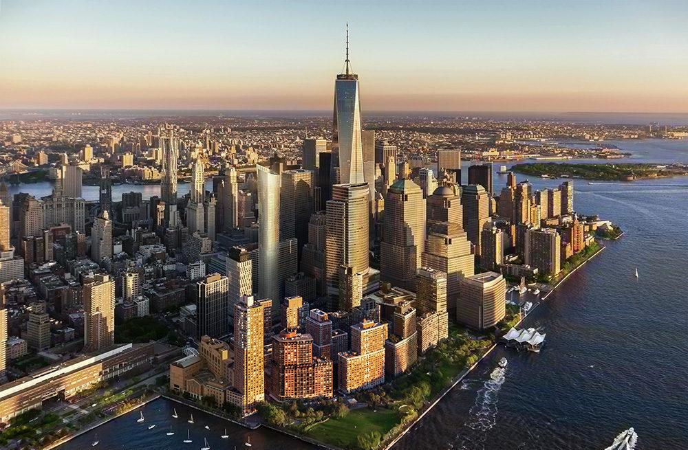 111 Murray Street, Kohn Pedersen Fox, KPF, Witkoff, Fisher Brothers, Tribeca condos