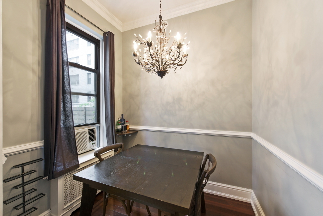 173 East 74th Street, dining room, co-op