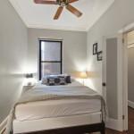 173 East 74th Street, bedroom, co-op
