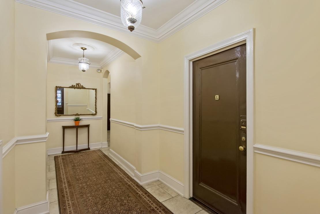 173 East 74th Street, hallway, Upper East Side