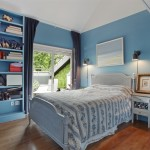 215 Degraw 4a Blue Bedroom