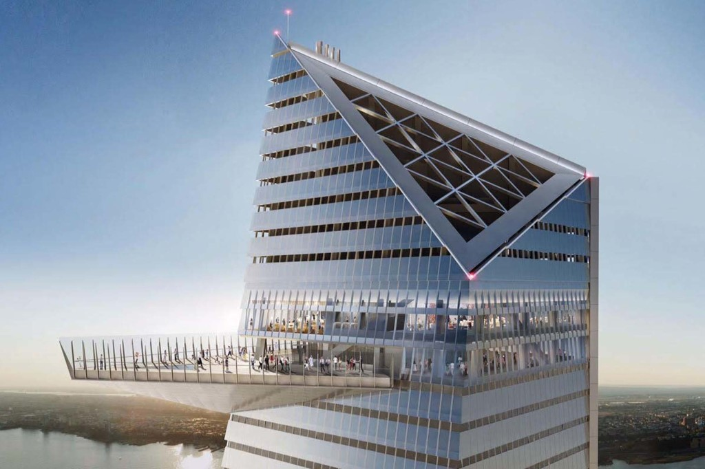Hudson Yards Outdoor Observation Deck Will Be The Highest