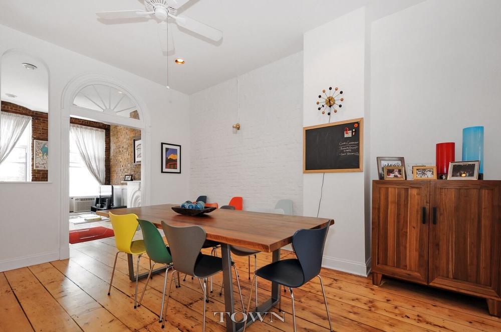 379 State Street, dining room, rental