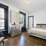 39 Washington Square South, bedroom, co-op