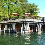 41 Cramer Road, Lake George, upstate NY lakeside properties, Tudor style houses