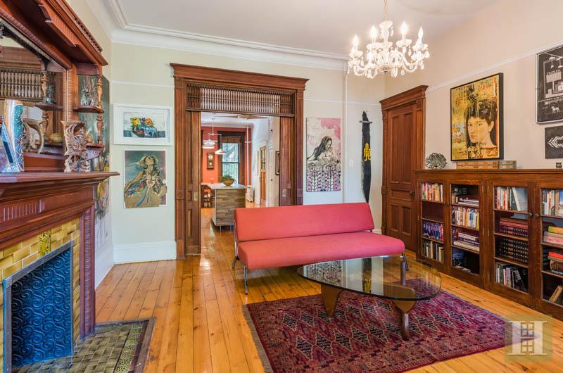 429 Hancock Street, Bed Stuy, brownstone, Brooklyn