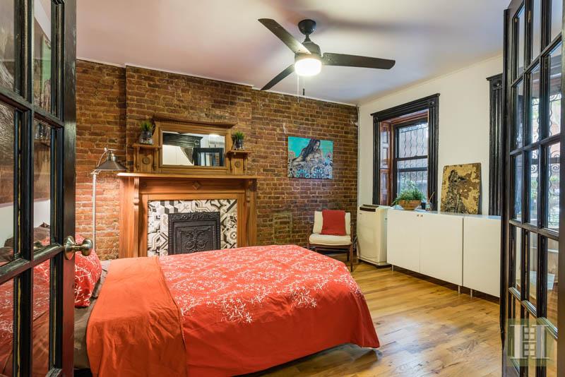 429 Hancock Street, bedroom, Bed Stuy, Brownstone, brooklyn