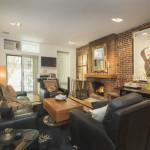 453 West 43rd Street, Midtown West, co-op, living room