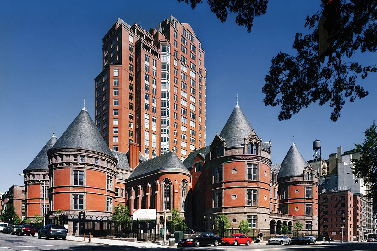 455 Central Park West, redevelopment, RKTB Architects