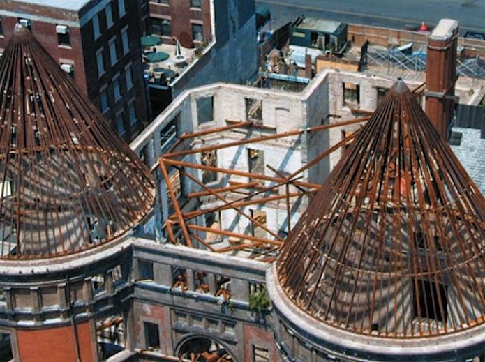 455 Central Park West, Rebuilding, RKTB Architects