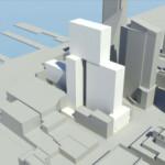 606 West 57th Street, TF Cornerstone, Hudson River, Pyramid, Arquitectonica, Bjarke Ingels, Construction, NYC rentals