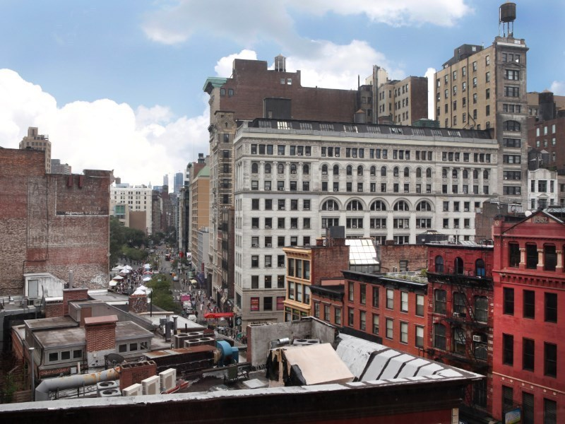 874 Broadway, co-op, flatiron, view