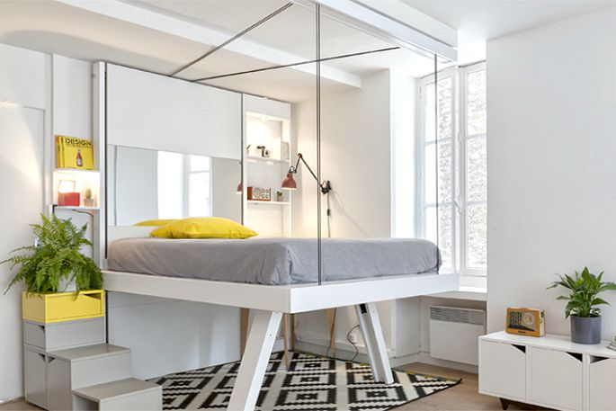 Bed Up, Remmerie's, murphy beds, space saving beds, foldaway beds