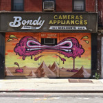 Bondy Export Corp, 40 Canal Street, Buff Monster