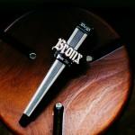 Carlos Alimurung, Bronx Brewery beer tap handle