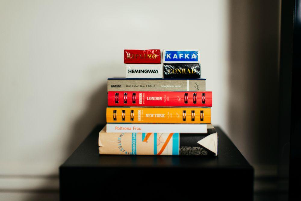 Carlos Alimurung, TANK Magazine books