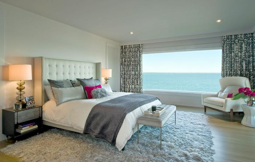DHD Interiors Hamptons House Master Bedroom