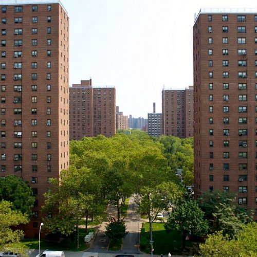 A Lack of Air Conditioning in Public Housing; Can an E Train Extension Mitigate the L Shutdown?