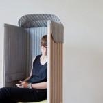 Offline Chair, Agata Nowak, smartphone addiction, furniture technology