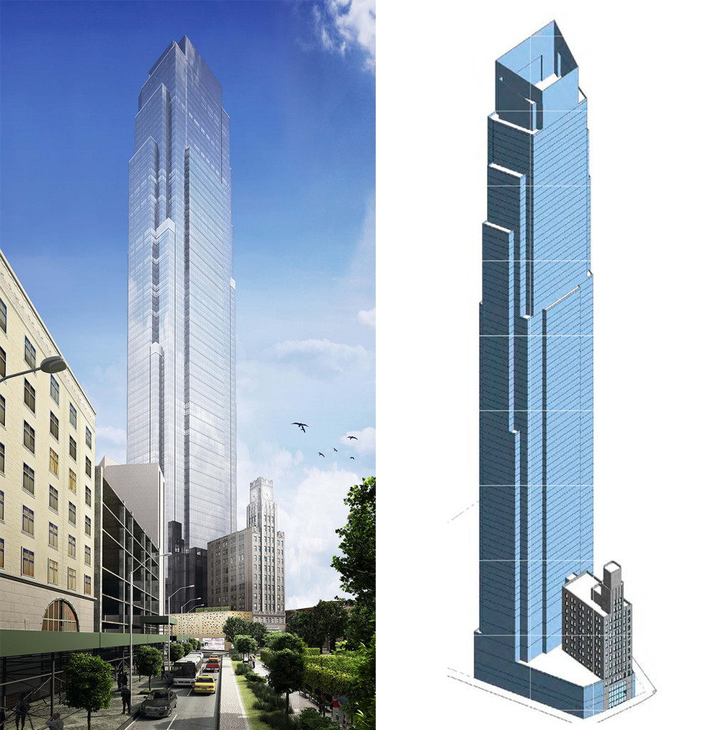 Manhattan Real Estate Trends: REVEALED: New Renderings Of PMG's Queens Plaza Park, The