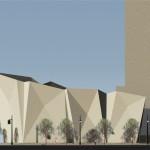 Spring Street Salt Shed, Dattner Architects, WXY, Tribeca, Hudson Square, Soho