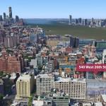 Savanna Fund, Morris Adjmi, 540 West 26th Street, West Chelsea, Morris Adjmi, NYC Development, Galleries New York