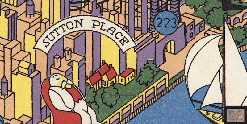 Maps, NYC Transit Map, Historic Map, Manhattan