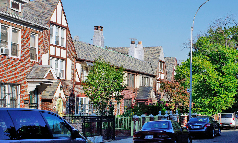 jackson heights tudor homes