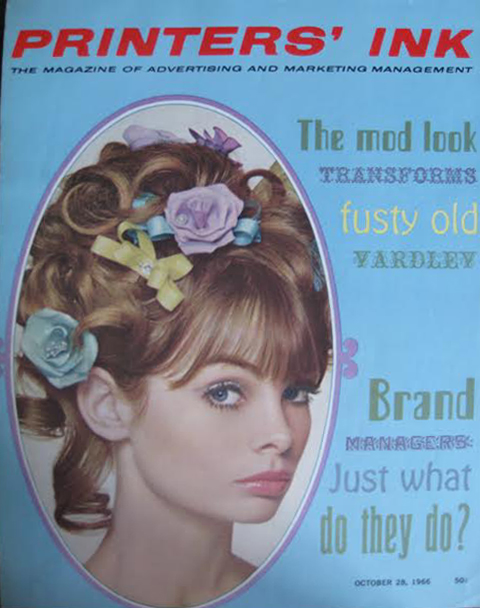 Printers' Ink magazine, 1960s advertising