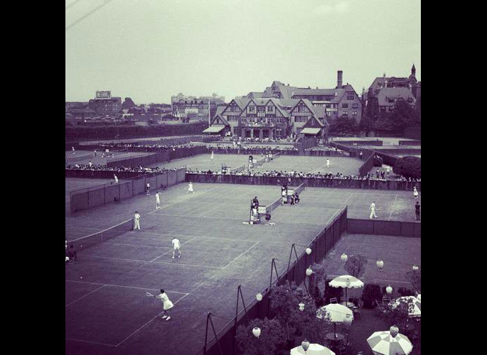 west side tennis club US open