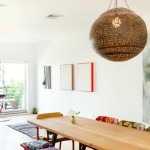 113A Columbia Street, brooklyn, townhouse, modern, dining room