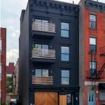 113A Columbia Street -facade