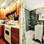 118 West 81st Street, kitchen, bathroom