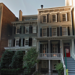 120 East 92nd Street, 122 East 92nd Street, 160 East 92nd Street, Wood Frame House, Wooden House, Historic House, National Register of Historic Places, Anthony Stuart-Crichton, Alison Stuart-Crichton, Townhouse Rental, Cool Listing, Upper East Side, Carnegie Hill